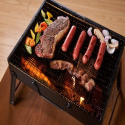 ZipGrill Trama de Churrasco