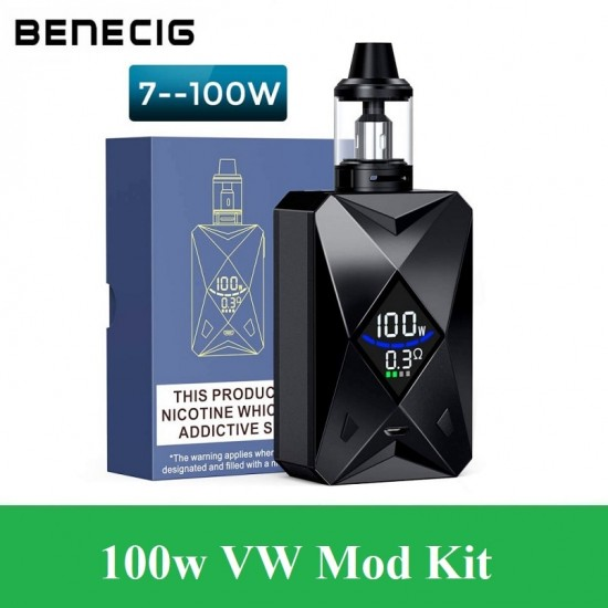 Kit Vaper Digital Goblin Diamond 100w